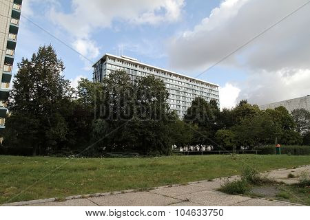 Architecture In East Berlin