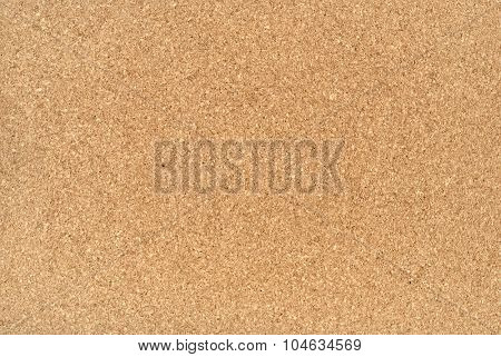 Large piece of corkboard suitable for use as background texture
