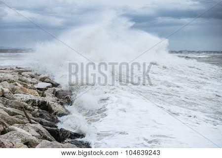 dentro il mare