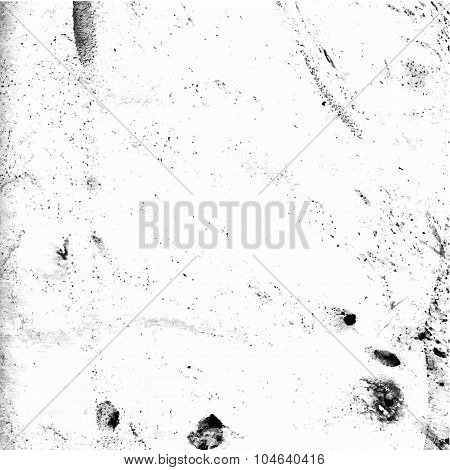 Illustration With Abstract Texture Of Stone.