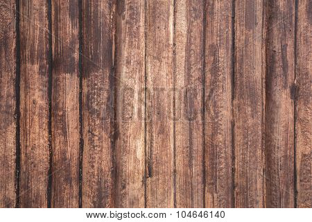 Wooden Fence Texture For Background