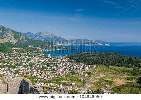 Sutomore resort, Montenegro
