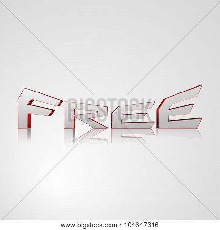 3D Text Free