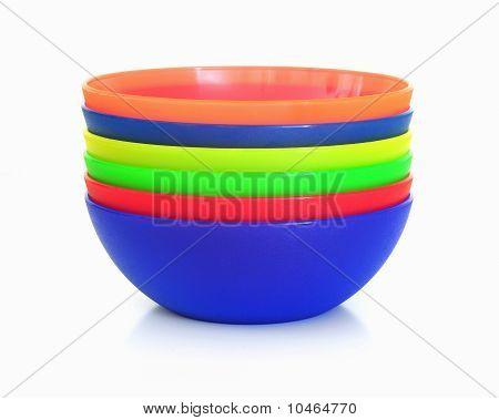 Plastic Dessert Bowls