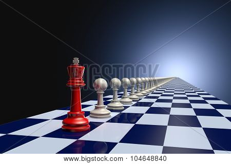 Avant-garde (chess Army)