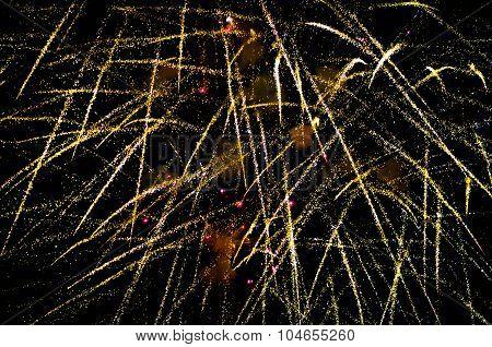 Fireworks , Skyrocket