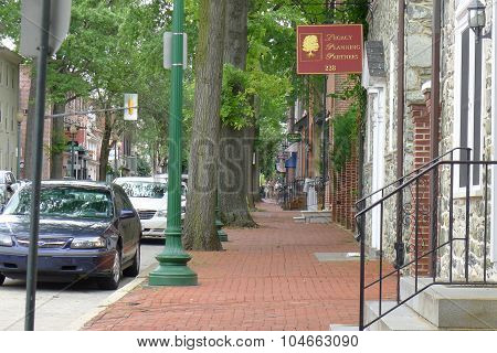 Gay St, West Chester, PA