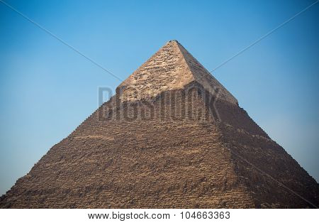 Pyramids Of The Pharaohs In Giza