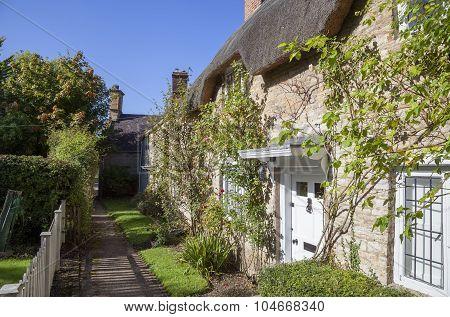 Thatched Cottage, Halford, Warwickshire, England