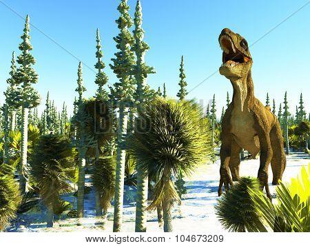 Diplodoc the dinosaur