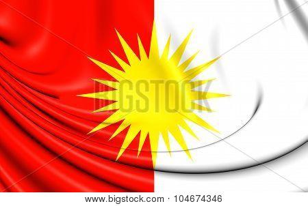 Yezidi Flag