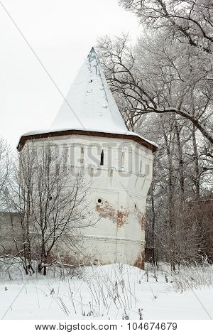 Winter Tower