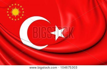 Presidential Standard Of Turkey