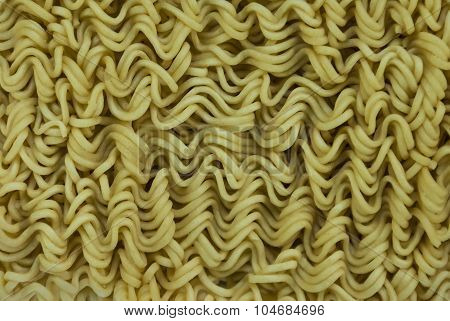 Dry instant noodle