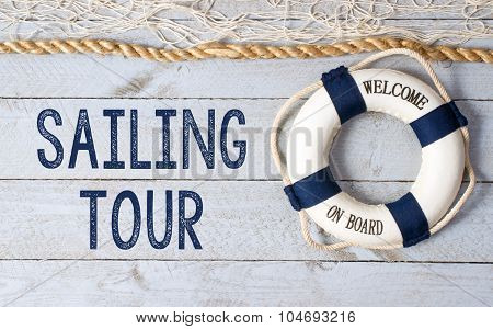 Sailing Tour - Welcome On Board