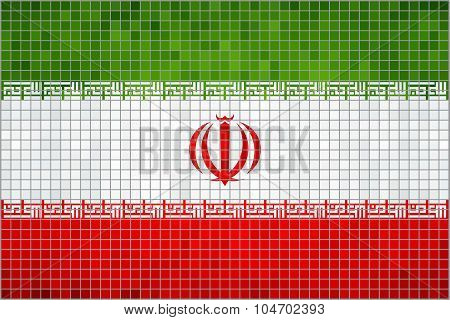 Flag Of Iran.eps