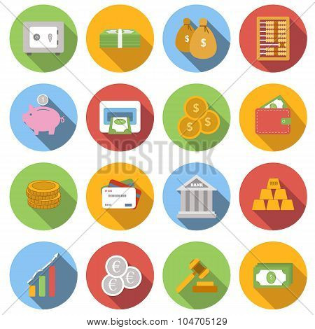 Money flat icons set. Money icons. Money icons vector. Money icons flat. Money icons illustration. Money icons isolated. Money icons art. Money icons set. Money icons collection. Money icons shape