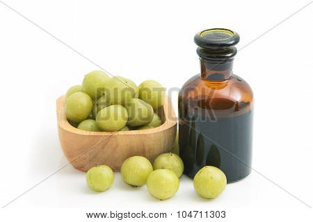 Indian Gooseberry Liqueur, Alternative Medicine