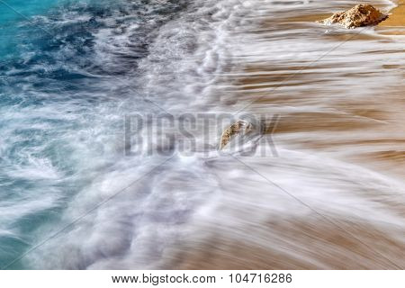 wave in motion