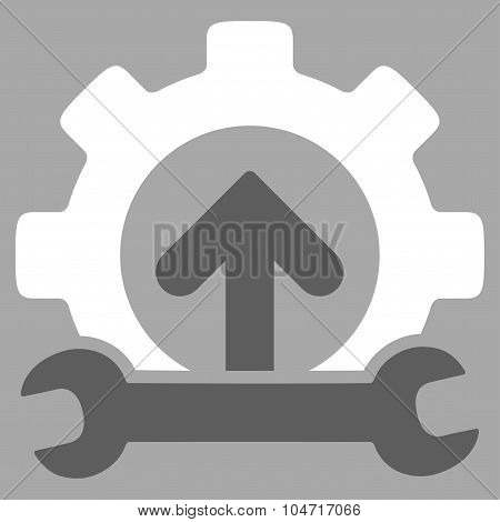 Integration Tools Flat Icon