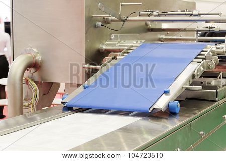 The image of food industry equipment