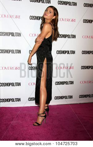LOS ANGELES - OCT 12:  Stefanie Scott at the Cosmopolitan Magazine's 50th Anniversary Party at the Ysabel on October 12, 2015 in Los Angeles, CA