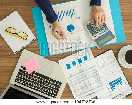 Accounts And Planning
