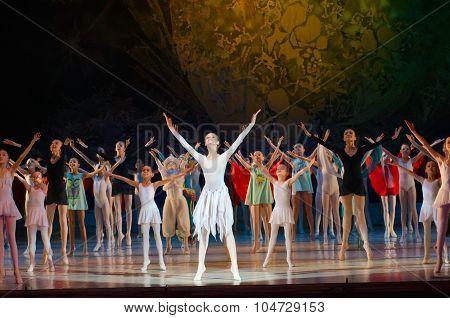 Ballet Pearls