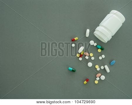 Pill Background