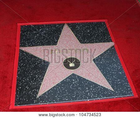 LOS ANGELES - OCT 12:  Kelly Ripa's Star at the Kelly Ripa Hollywood Walk of Fame Ceremony at the Hollywood Walk of Fame on October 12, 2015 in Los Angeles, CA