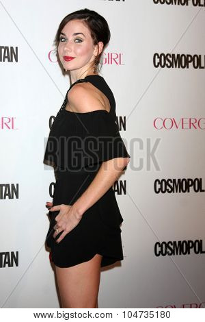 LOS ANGELES - OCT 12:  Lyndon Smith at the Cosmopolitan Magazine's 50th Anniversary Party at the Ysabel on October 12, 2015 in Los Angeles, CA