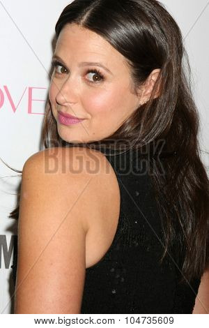 LOS ANGELES - OCT 12:  Adam Shapiro, Katie Lowes at the Cosmopolitan Magazine's 50th Anniversary Party at the Ysabel on October 12, 2015 in Los Angeles, CA