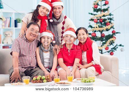 X-mas Family