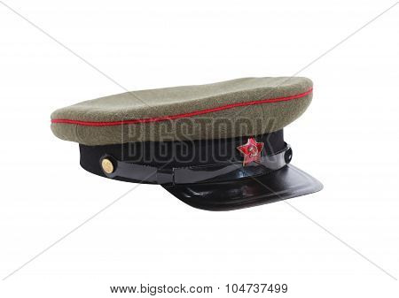 Ussr Peaked Cap