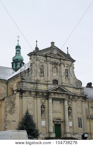 Church in Lviv