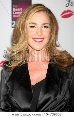 LOS ANGELES - OCT 11:  Peri Gilpin at the Les Girls 15 at the Avalon Hollywood on October 11, 2015 in Los Angeles, CA