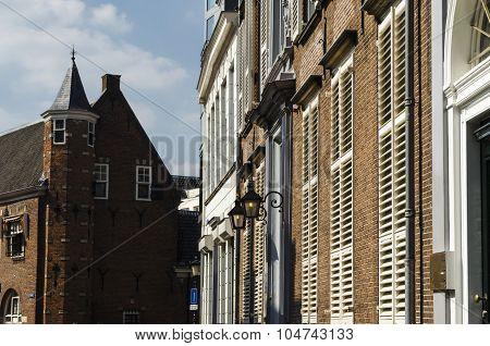 Utrecht city view