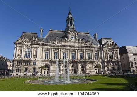 City Council Of Tours, Indre-et-loire, France