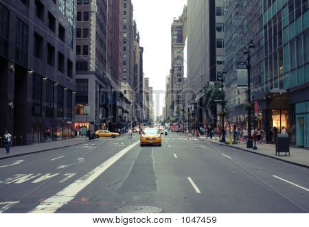 New York City Street 01