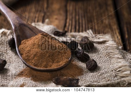 Portion Of Milled Cola Nut