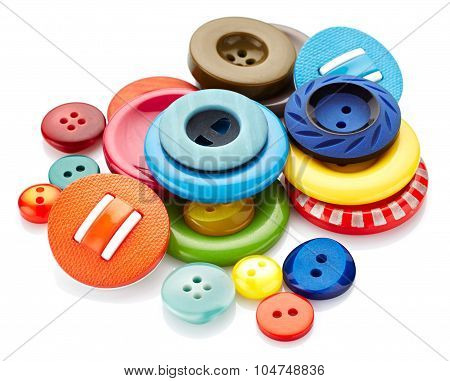 Bright Sewing Buttons