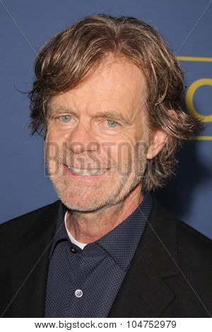 LOS ANGELES - OCT 13:  William H Macy at the