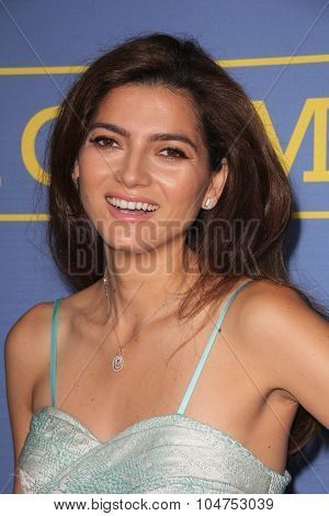 LOS ANGELES - OCT 13:  Blanca Blanco at the