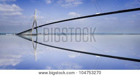 Le Havre Normndie Bridge