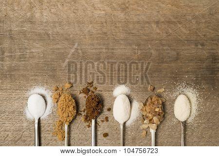Six Teaspoons Of Sugar A Day