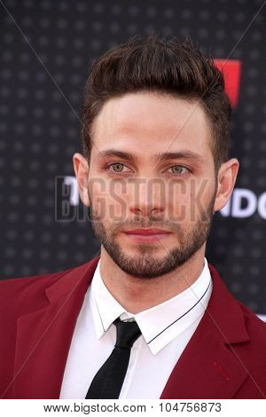 LOS ANGELES - OCT 8:  Gabriel Coronel at the Latin American Music Awards at the Dolby Theater on October 8, 2015 in Los Angeles, CA