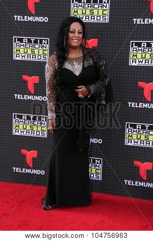 LOS ANGELES - OCT 8:  India at the Latin American Music Awards at the Dolby Theater on October 8, 2015 in Los Angeles, CA