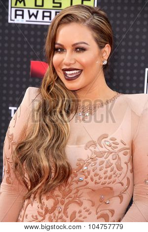 LOS ANGELES - OCT 8:  Chiquis Rivera at the Latin American Music Awards at the Dolby Theater on October 8, 2015 in Los Angeles, CA