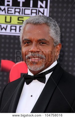 LOS ANGELES - OCT 8:  Willie Denton at the Latin American Music Awards at the Dolby Theater on October 8, 2015 in Los Angeles, CA
