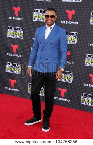 LOS ANGELES - OCT 8:  Shaggy at the Latin American Music Awards at the Dolby Theater on October 8, 2015 in Los Angeles, CA